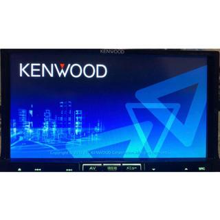 KENWOOD - 超美品 KENWOOD メモリーナビ 2019年地図 フルセグ MDV-L500