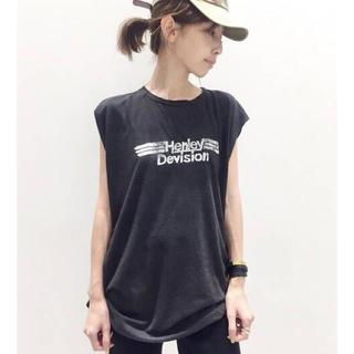 L'Appartement DEUXIEME CLASSE - L'Appartement STAMMBAUM Tシャツ ブラック