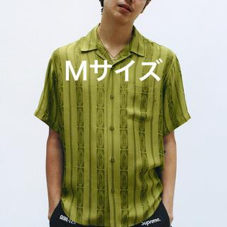 Supreme -  M supreme guadalupe s/s shirt 開襟シャツ 新品