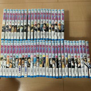 シュウエイシャ(集英社)のBLEACH 1巻〜49巻(少年漫画)
