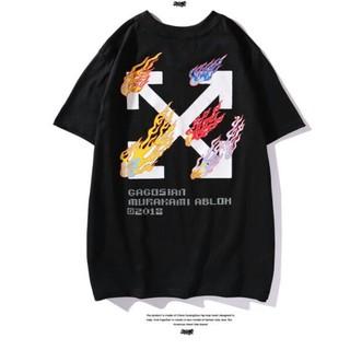 OFF-WHITE - OFF-WHITE  Tシャツ【Mサイズ】6465