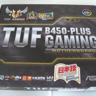 ASUS TUF B450-PLUS GAMING AM4 Ryzen