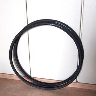 高耐久700 x 23C 2本組 伊ビットリア ザフィーロ ロードタイヤ(パーツ)
