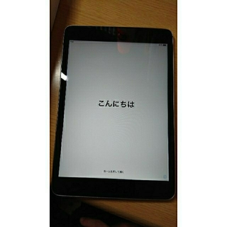 Apple - iPad mini2 16GB Wi-Fiモデル スペースグレイ