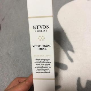 エトヴォス(ETVOS)のエトヴォス  モイスチャライジングクリーム 未開封(フェイスクリーム)