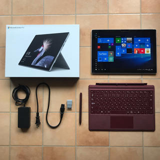 Microsoft - Surface Pro  Model 1796