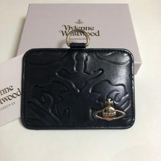 ヴィヴィアンウエストウッド(Vivienne Westwood)のVivienne Westwood パスケース/カードケース/定期入れ(パスケース/IDカードホルダー)