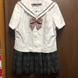 制服 セーラー服 夏服 大きめサイズ