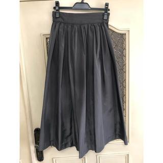 ティアラ(tiara)の美品ティアラマキシスカート(ロングスカート)
