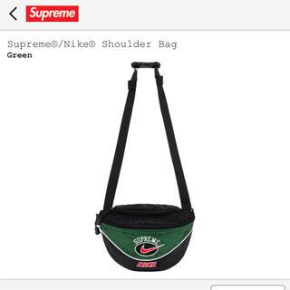 Supreme - Supreme Nike Shoulder Bag グリーン