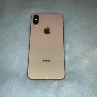 Apple - iPhone xs 256GB ゴールド au