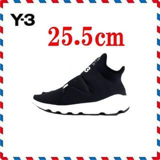 Y-3 - ★新品 付属品完備【 Y-3】SUBEROUスベロウスニーカー25.5㎝ BK