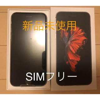 Apple - SIMフリー iPhone 6s
