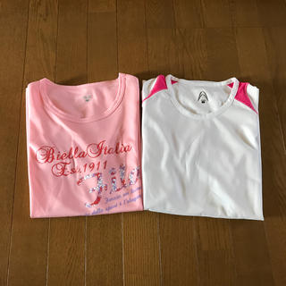FILA - スポーツウェア ティシャツ