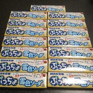 15個♡ぷっちょ 雪色ソーダ