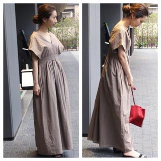 Noble - 【新品タグ付】【MARIHA】 夏の光のドレス