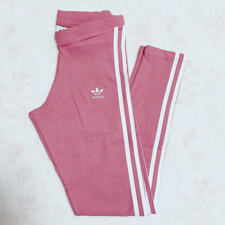adidas - adidas レギンス ピンク