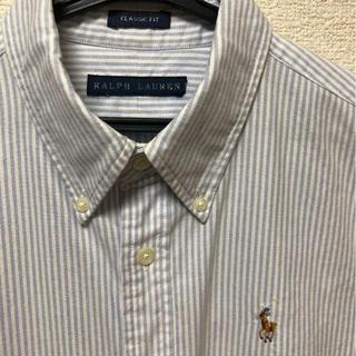 ラルフローレン(Ralph Lauren)のRalph Lauren   ラルフローレン ボタンダウンシャツ  (シャツ)