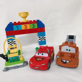 レゴ(Lego)のレゴデュプロ カーズ クラシックレース(知育玩具)