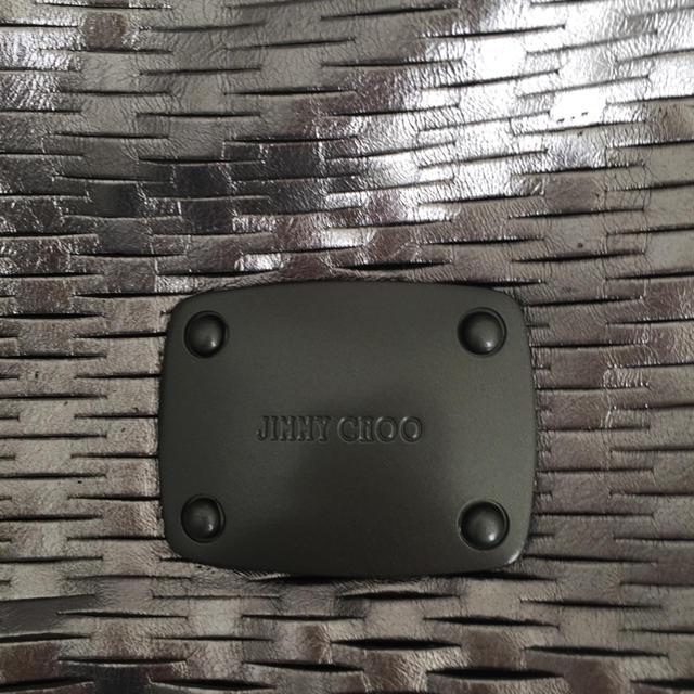 JIMMY CHOO(ジミーチュウ)のJIMMY CHOO新品同様トートバッグ✧ レディースのバッグ(トートバッグ)の商品写真