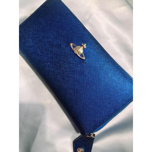 Vivienne Westwood(ヴィヴィアンウエストウッド)のヴィヴィアン 財布 レディースのファッション小物(財布)の商品写真