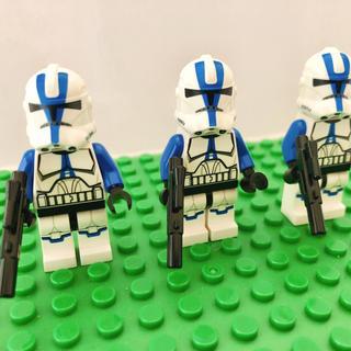 レゴ(Lego)のレゴ スターウォーズ 第501大隊 クローントルーパーフェーズ2(知育玩具)