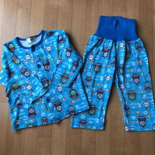 ニシマツヤ(西松屋)の西松屋 トーマス 長袖パジャマ 90cm(パジャマ)