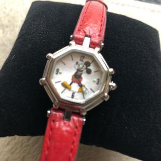 ジェラルドジェンタ(Gerald Genta)の希少 ジェラルドジェンタ レトロファンタジー ミッキーマウス G.3499.7(腕時計)