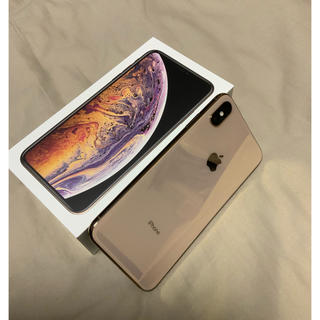 iPhone - iPhone XS Max 512GB SIMフリー