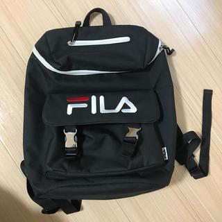 1f521ecd5358 フィラ リュック(メンズ)(ブラック/黒色系)の通販 25点 | FILAのメンズ ...