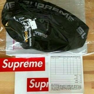 シュプリーム(Supreme)のSupreme 18SS Waist Bag BLACK(ウエストポーチ)