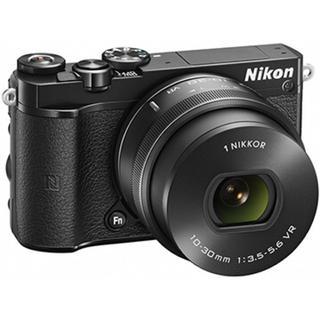 Nikon - Nikon 1 J5 NIKKOR Zoom Lens Kit