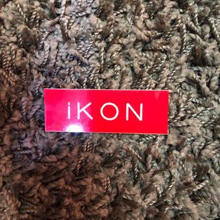 アイコン(iKON)のIKON ハングル 名札(K-POP/アジア)
