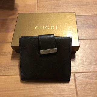 ec4267b9524d グッチ 革 折り財布(メンズ)の通販 94点 | Gucciのメンズを買うならラクマ