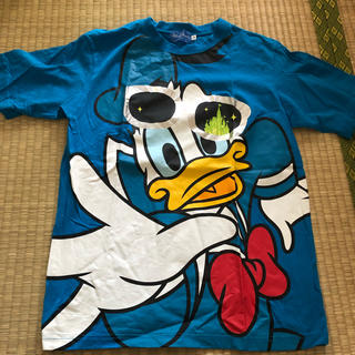 dbe4a3e5a0e9f ディズニー(Disney)のディズニーリゾート ドナルドTシャツ(Tシャツ(半袖