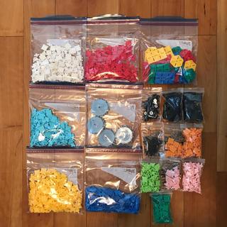 レゴ(Lego)のLaQ ラキュー パーツセット&おまけ(本)付き(知育玩具)