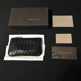 ボッテガヴェネタ(Bottega Veneta)のボッテガヴェネタ コインケース ブラック(コインケース/小銭入れ)