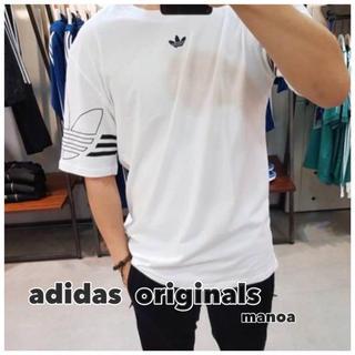 adidas - ホワイト XSサイズ adidas originals ロゴTシャツ