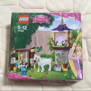 レゴ(Lego)の新品 レゴ ラプンツェルの楽しい1日(知育玩具)
