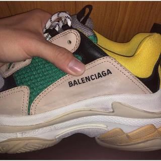 バレンシアガ(Balenciaga)のBALENCIAGA/triple-sマルチカラー43(スニーカー)