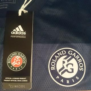 全仏オープンテニス ローランギャロス オフィシャルウェア Lサイズ adidas