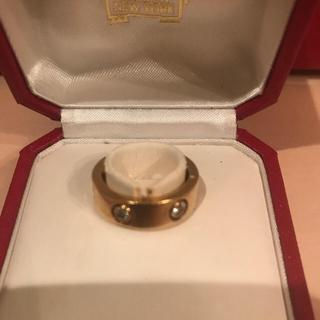 カルティエ(Cartier)のカルティエラブリンクダイヤ6個入(リング(指輪))