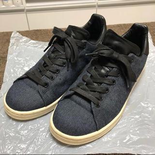 adidas - adidas スタンスミス 紺 【売り切り】