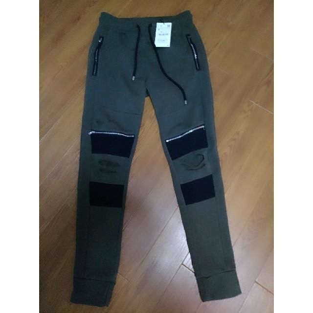 ZARA(ザラ)の専用 サソウ様 ザラ ジョガーパンツ メンズのパンツ(デニム/ジーンズ)の商品写真