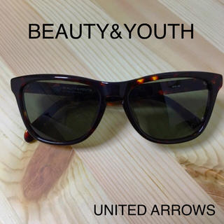 BEAUTY&YOUTH UNITED ARROWS - BEAUTY&YOUTH UNITED ARROWS サングラス《美品》