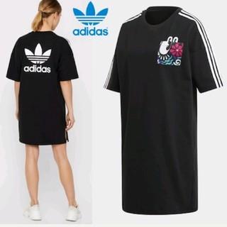 adidas - Tシャツワンピ adidas originals