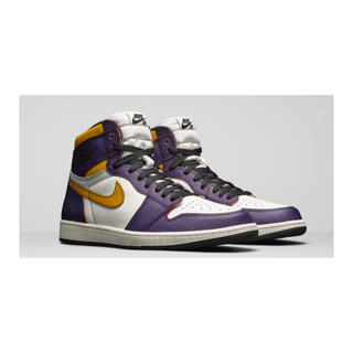 NIKE - AIR JORDAN 1 HIGH OG DEFIANT CHICAGO