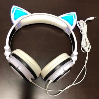 猫耳ヘッドホン 猫耳ヘッドフォン コスプレ 文化祭 ライブ配信