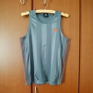 アディダス(adidas)のadidas☆☆☆アディダス⭐ タンクトップ⭐ランニング⭐Mサイズ(Tシャツ/カットソー(半袖/袖なし))
