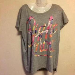 ジーユー(GU)のGUTシャツ(Tシャツ(半袖/袖なし))